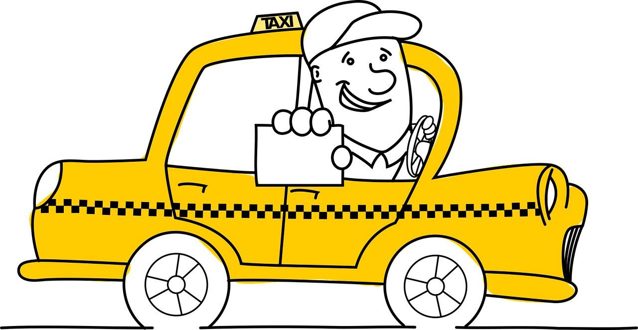 derechos como pasajero en un taxii