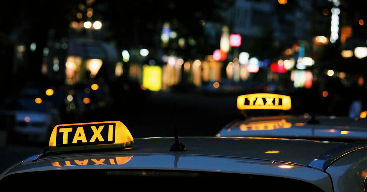 obligaciones como pasajero en un taxii