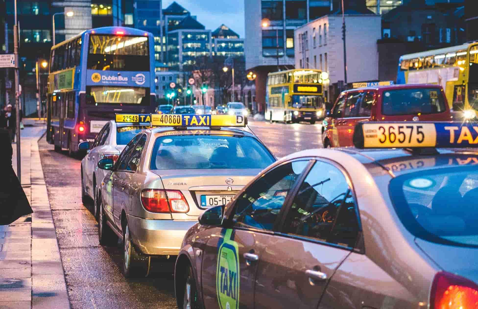 precio cerrado en un taxi