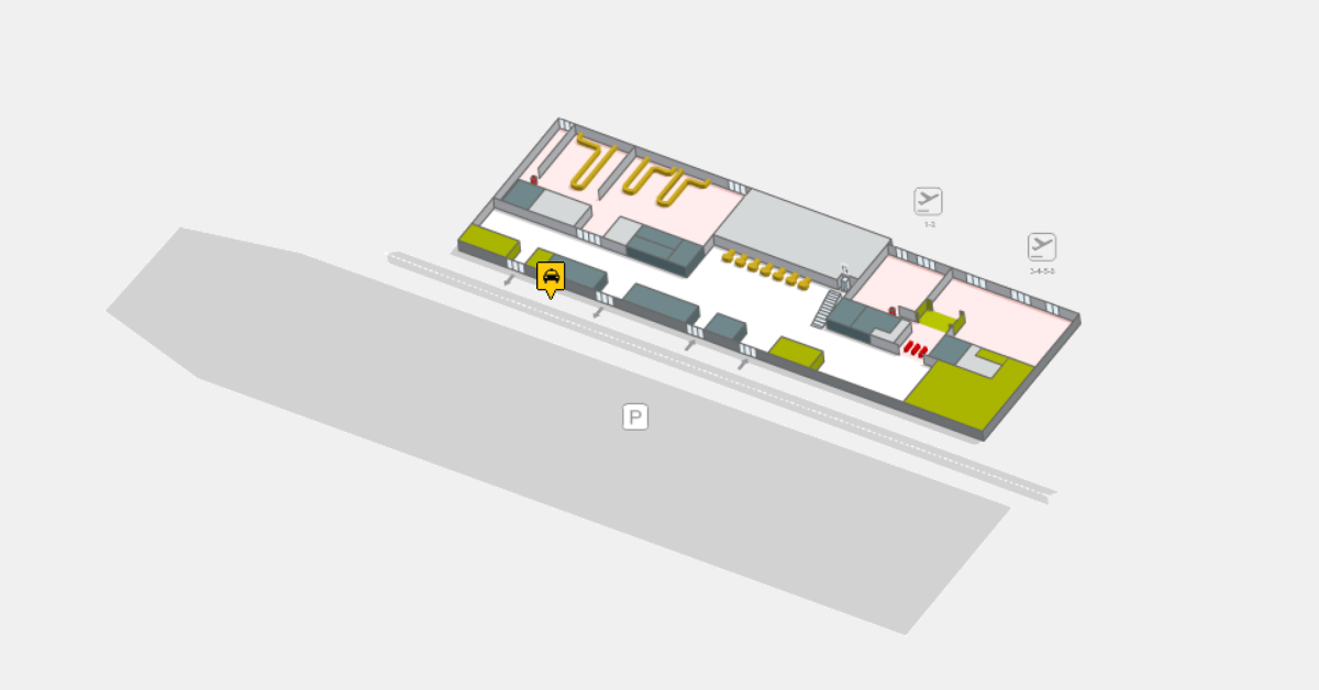 taxi aeropuerto Zaragoza