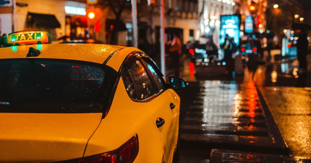curiosidades de taxistas