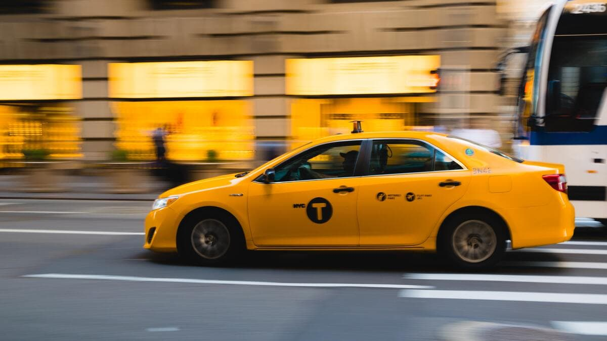 Taxi en Zaragoza
