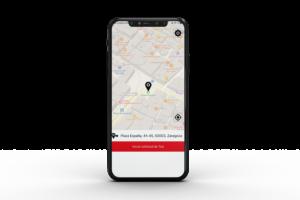 app taxi parada de taxis