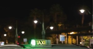 taxi de noche zaragoza