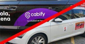 taxi y VTC