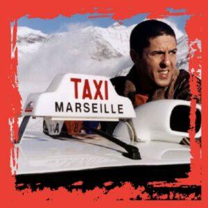 taxis de película taxi 3